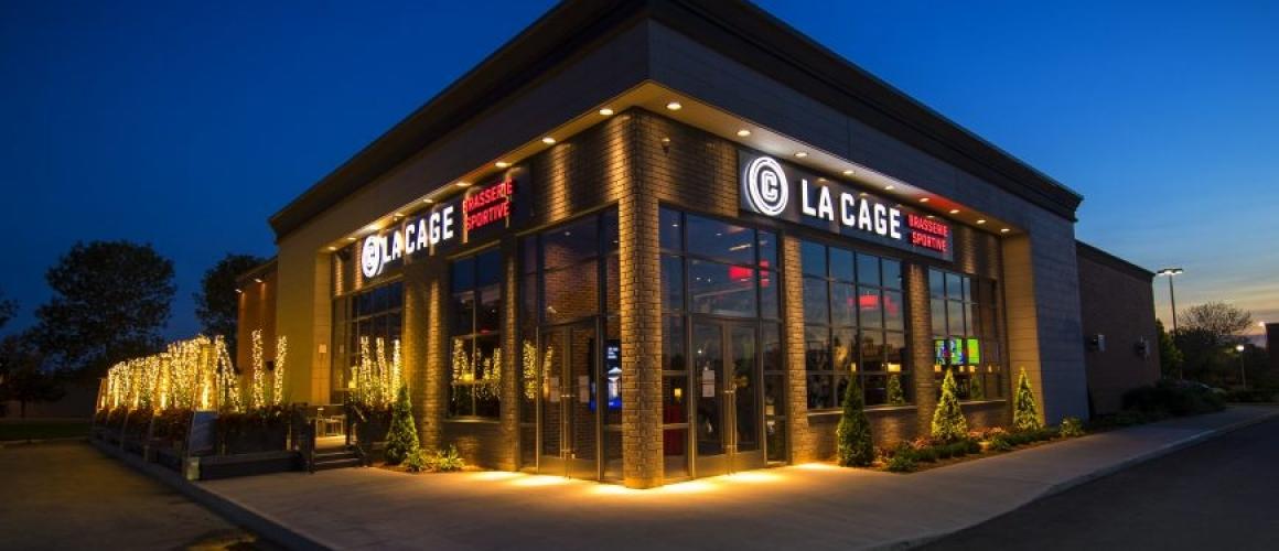 La Cage – Brasserie Sportive St-Bruno